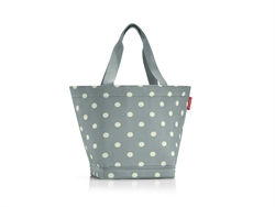 Shopper M ISO - grey dots