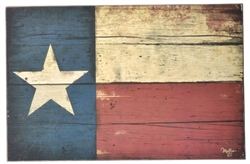 Antik Texas flag